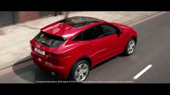 2018 Jaguar E-PACE TV Spot, 'Drive Like Everyone's Watching' [T2] - Thumbnail 3