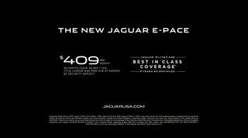 2018 Jaguar E-PACE TV Spot, 'Drive Like Everyone's Watching' [T2] - Thumbnail 9