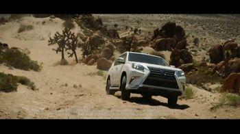 Lexus Golden Opportunity Sales Event TV Spot, 'Always in Your Element' [T2] - Thumbnail 3