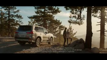 Lexus Golden Opportunity Sales Event TV Spot, 'Always in Your Element' [T2] - 1649 commercial airings