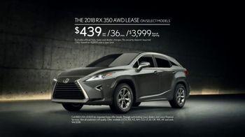 Lexus Golden Opportunity Sales Event TV Spot, 'Always in Your Element' [T2] - Thumbnail 6
