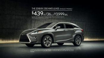 Lexus Golden Opportunity Sales Event TV Spot, 'Always in Your Element' [T2] - Thumbnail 8