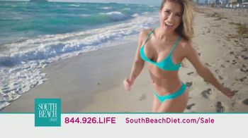 South Beach Diet Healthy Living Sale TV Spot, 'Get $100 in Free Food' - Thumbnail 1