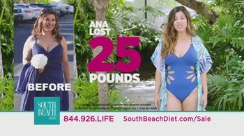 South Beach Diet Healthy Living Sale TV Spot, 'Get $100 in Free Food' - Thumbnail 5