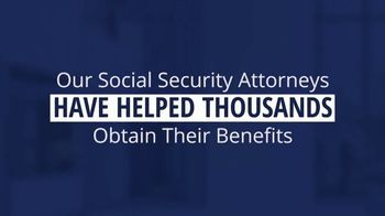 Morgan and Morgan Law Firm TV Spot, 'Social Security' - Thumbnail 6