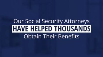Morgan and Morgan Law Firm TV Spot, 'Social Security' - Thumbnail 7