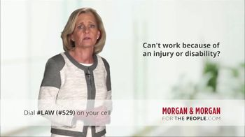 Morgan and Morgan Law Firm TV Spot, 'Social Security' - Thumbnail 9
