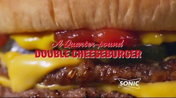 Sonic Drive-In American Classic With QPDCB TV Spot, 'Mmmerica' - Thumbnail 3