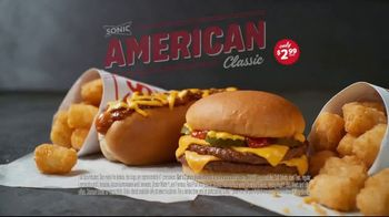 Sonic Drive-In American Classic With QPDCB TV Spot, 'Mmmerica' - Thumbnail 9