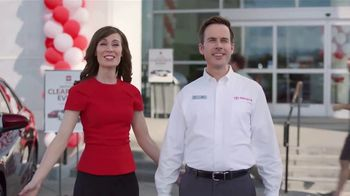 Toyota National Clearance Event TV Spot, 'Outtakes'
