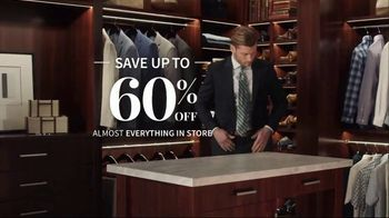 JoS. A. Bank 4-Day Only Sale TV Spot, 'Traveler Suits and Dress Shirts' - Thumbnail 3