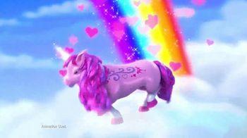 Little Live Pets Sparkles My Dancing Unicorn TV Spot, 'She Loves Back' - Thumbnail 2