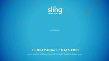 Sling TV Spot, 'Game Time: $25' - Thumbnail 9
