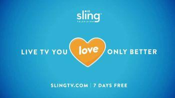 Sling TV Spot, 'Game Time: $25' - Thumbnail 7