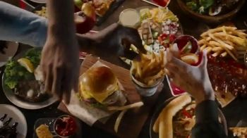 TGI Friday's TV Spot, 'We Feast' - 2225 commercial airings