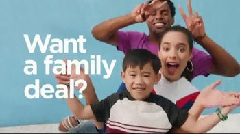JCPenney TV Spot, 'Family Deal'