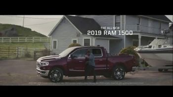 Ram Trucks 10 Days to Deal TV Spot, 'It's Simple: Count on You' [T2] - Thumbnail 1