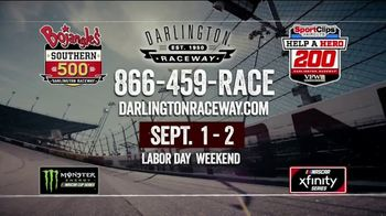 Darlington Raceway TV Spot, 'Hallowed Grounds' - Thumbnail 7