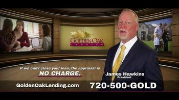 Golden Oak Lending TV Spot, 'Close Your Loan'