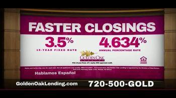Golden Oak Lending TV Spot, 'Close Your Loan' - Thumbnail 4