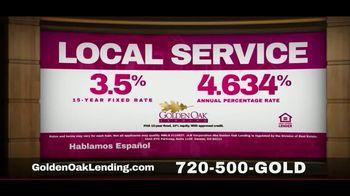 Golden Oak Lending TV Spot, 'Close Your Loan' - Thumbnail 5