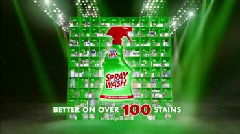 Spray 'n Wash TV Spot, '100 Rooms of Stains' - Thumbnail 8