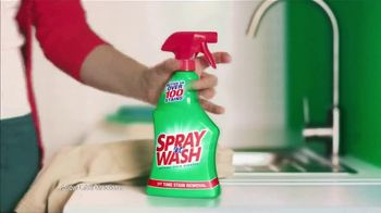 Spray 'n Wash TV Spot, '100 Rooms of Stains' - Thumbnail 5