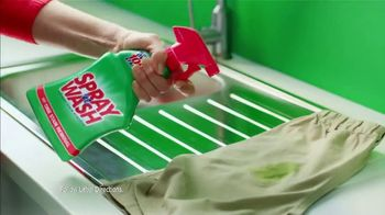 Spray 'n Wash TV Spot, '100 Rooms of Stains' - Thumbnail 6