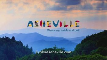 Asheville Convention & Visitor's Bureau TV Spot, 'Stop and Look Around' - Thumbnail 10