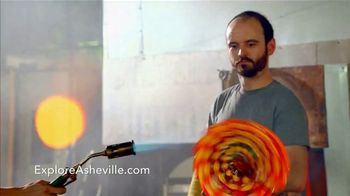 Asheville Convention & Visitor's Bureau TV Spot, 'Stop and Look Around' - Thumbnail 6