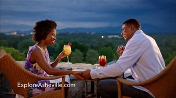 Asheville Convention & Visitor's Bureau TV Spot, 'Stop and Look Around' - Thumbnail 8