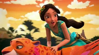 Elena of Avalor: Realm of the Jaquins Home Entertainment TV Spot - Thumbnail 4