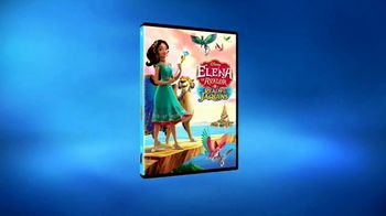 Elena of Avalor: Realm of the Jaquins Home Entertainment TV Spot - Thumbnail 8