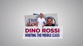 Democratic Congressional Campaign Committee TV Spot, 'Rossi: Not for Us'