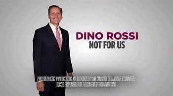Democratic Congressional Campaign Committee TV Spot, 'Rossi: Not for Us' - Thumbnail 9