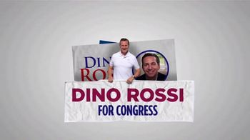 Democratic Congressional Campaign Committee TV Spot, 'Rossi: Not for Us' - Thumbnail 2