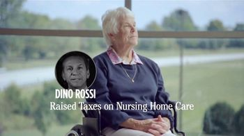 Democratic Congressional Campaign Committee TV Spot, 'Rossi: Not for Us' - Thumbnail 6