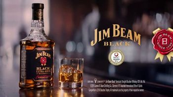 Jim Beam Black TV Spot, 'Friends' - Thumbnail 7