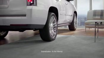 Cadillac Made to Move Sales Event TV Spot, '2018 Escalade'