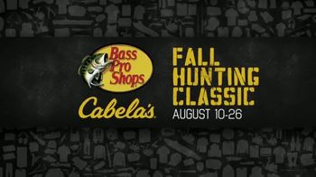 Bass Pro Shops Fall Hunting Classic TV Spot, 'Learn From the Best' - Thumbnail 7