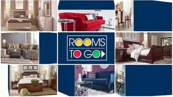 Rooms to Go TV Spot, 'Rustic Five-Piece Bedroom Queen Set' - Thumbnail 2