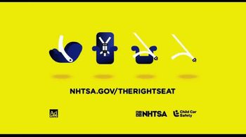 NHTSA TV Spot, 'Teen Titans: Right Seat' - Thumbnail 9