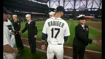 Budweiser TV Spot, 'Memorial Day: Major League Uniforms' - Thumbnail 5