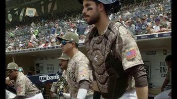 Budweiser TV Spot, 'Memorial Day: Major League Uniforms' - Thumbnail 6