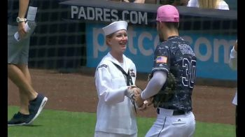 Budweiser TV Spot, 'Memorial Day: Major League Uniforms' - Thumbnail 7