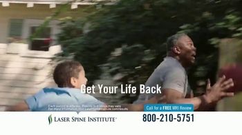Laser Spine Institute TV Spot, 'Debilitating Pain' - Thumbnail 10