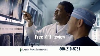 Laser Spine Institute TV Spot, 'Debilitating Pain' - Thumbnail 5