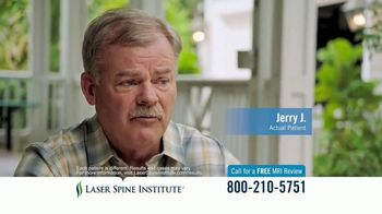 Laser Spine Institute TV Spot, 'Debilitating Pain' - Thumbnail 6