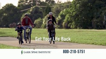 Laser Spine Institute TV Spot, 'Debilitating Pain' - Thumbnail 7