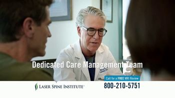 Laser Spine Institute TV Spot, 'Debilitating Pain' - Thumbnail 8